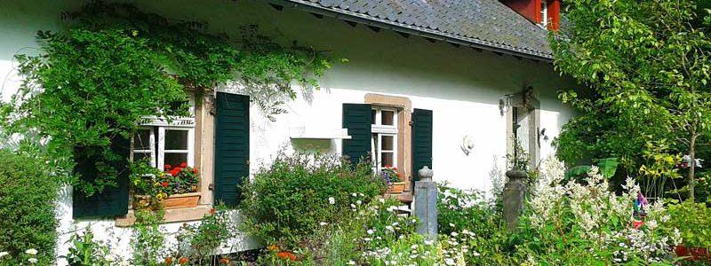 Timber farmhouse