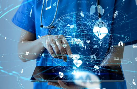 The Next Healthcare Revolution is Artificial Intelligence